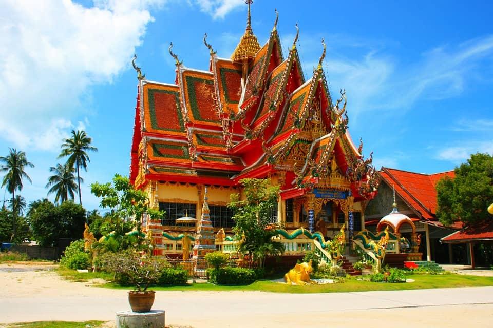 visiter un temple