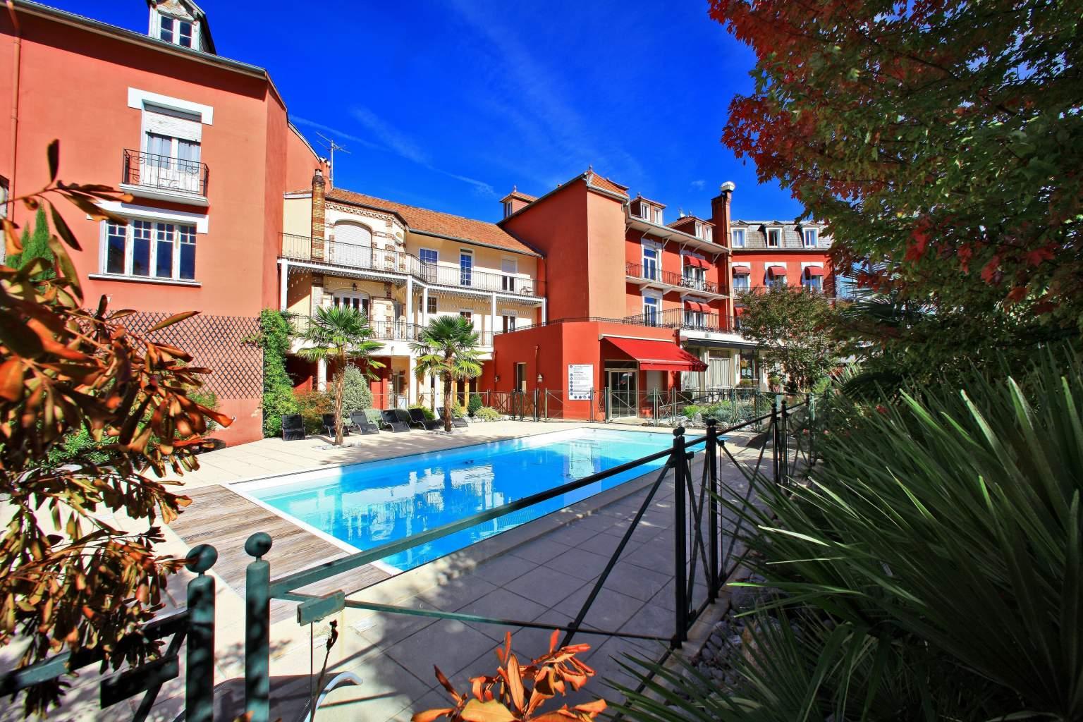 Hôtel avec piscine Lourdes